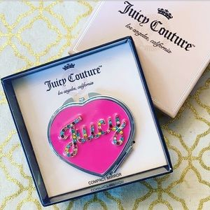 no offers - Juicy Couture Compact Mirror